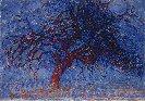 Piet Mondriaan: Bloeiende appelboom, 1912