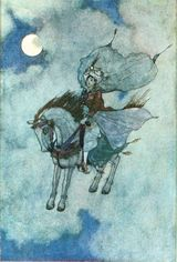 Ill. uit Laurence Housman: Stories from The Arabian Nights (1911)