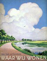 Voorplaat: Jac. P. Thijsse: Waar wij wonen | Verkadealbum, 1937
