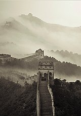 © Blazej Mrozinski (The Great Wall Mist)