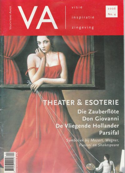 Interview Edgar Reitz en Maarten Zwwers over Mozarts Don Giovanni in VA 4-2006