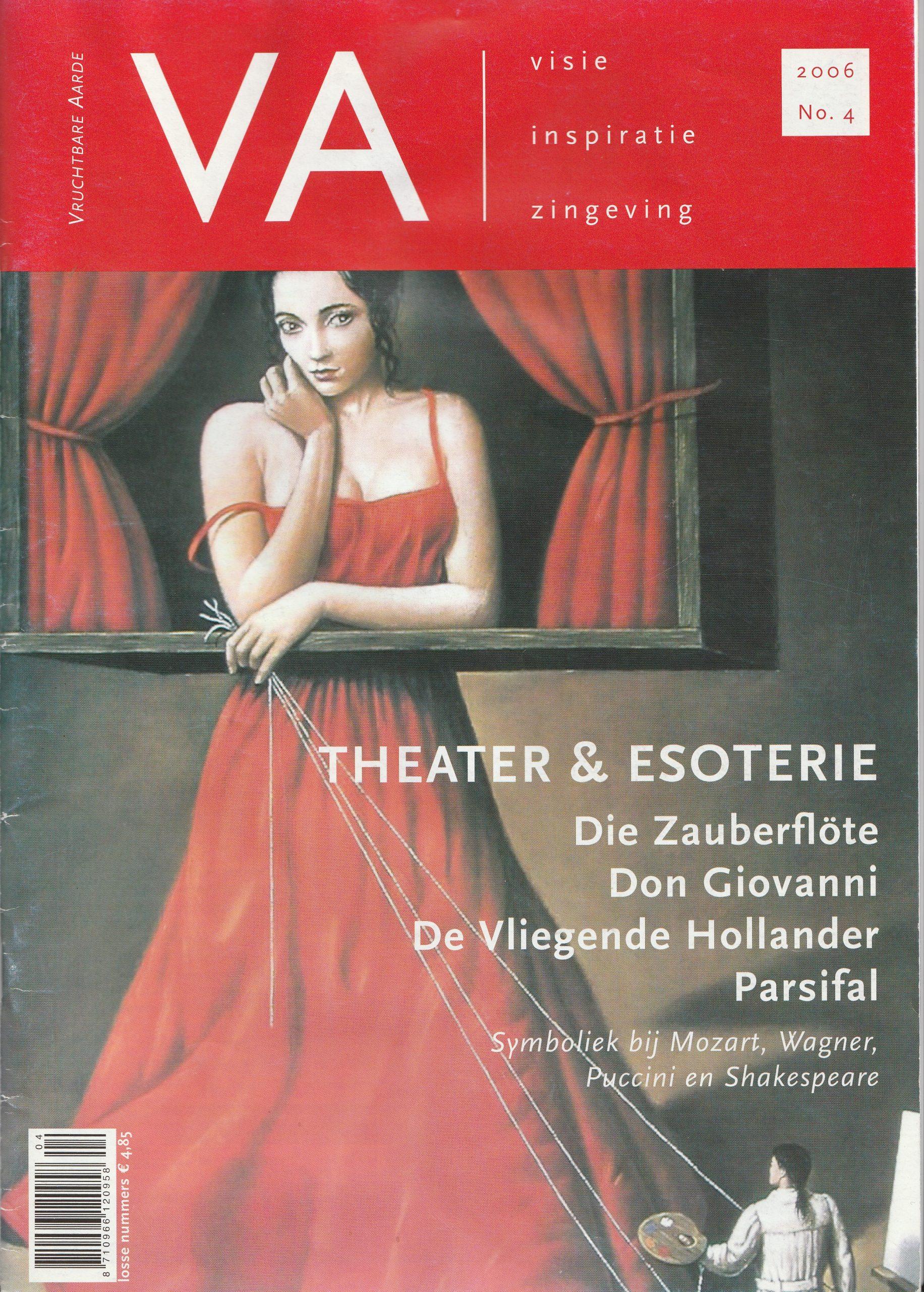 Interview Edgar Reitz en Maarten Zwwers over Mozarts Don Giovanni in VA 4-2006